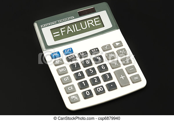 Failure word - csp6879940