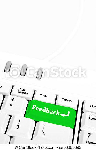 Feedback key - csp6880693