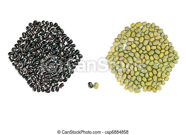 Mung beans - csp6884858