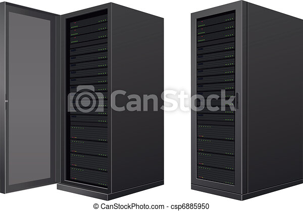 It Enclosure - csp6885950