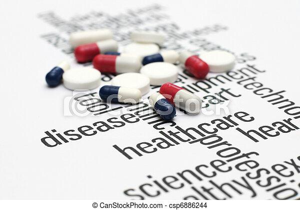 概念, 健康 - csp6886244