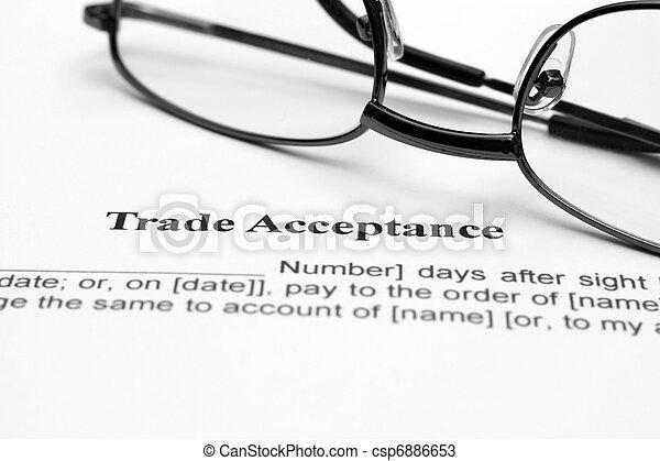 Trade acceptance - csp6886653