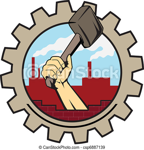 factory icon - csp6887139
