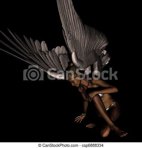 angel 35 - csp6888334