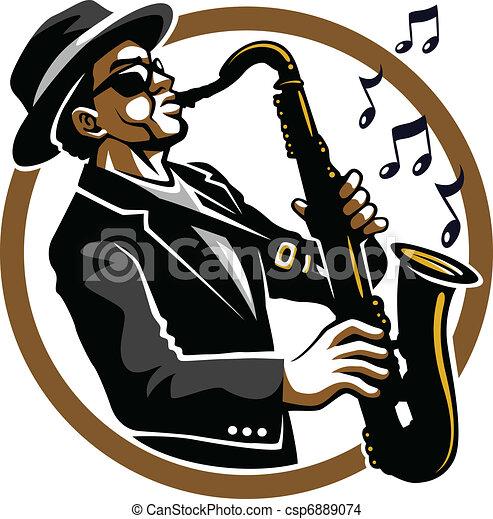 Saxophone Clipart Vector Graphics. 3,902 Saxophone EPS clip art ...