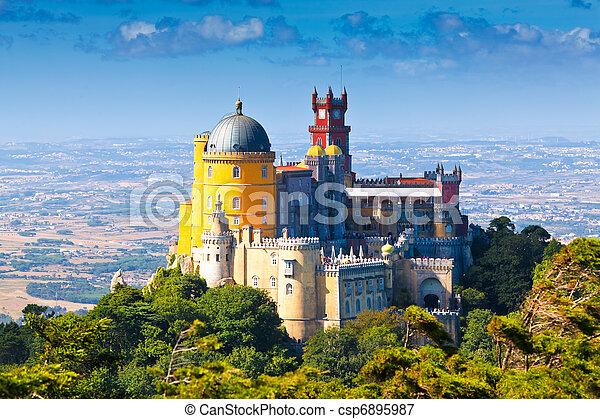 Sintra, Portugal - csp6895987