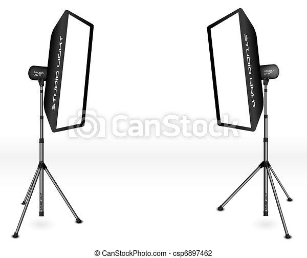 Ilustraciones De Vectores De Fotogr 225 Fico Iluminaci 243 N