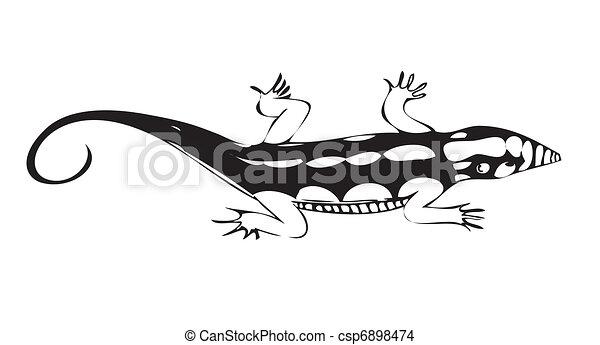 the reptile - csp6898474