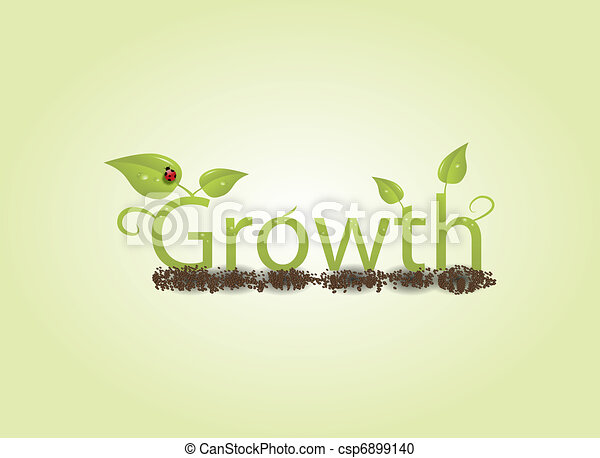 Growth concept - csp6899140