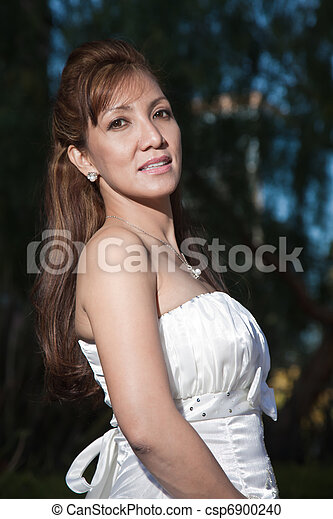 Stock Photo - Attractive asian filipino bride in gown Stock Photography of Attractive asian filipino bride in gown csp6900240 - Search Stock Photos, Pictures, Images, and Photo Clipart - 웹
