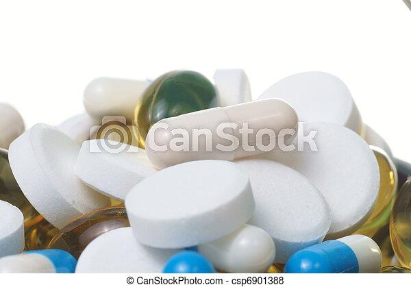 Pharmaceuticals macro - csp6901388