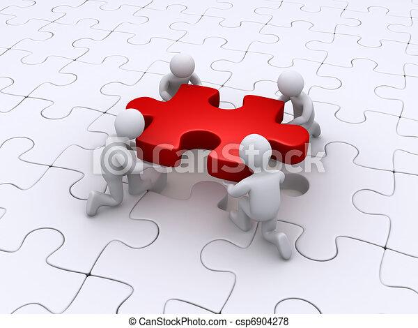 Last piece of the puzzle - csp6904278