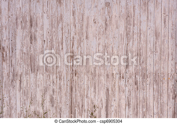 Vertical plank wall - csp6905304