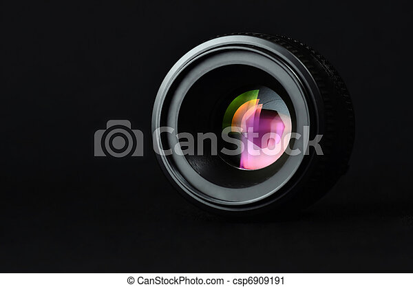 Photography Lenses - csp6909191