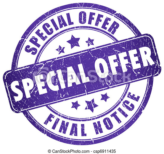 Special offer - csp6911435