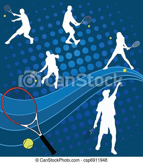 Tennis - csp6911948