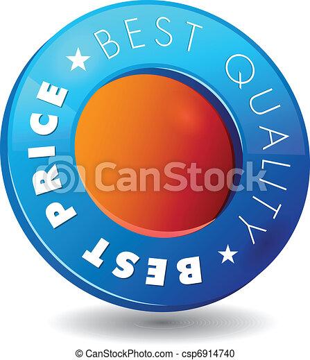 Best Quality Label - csp6914740