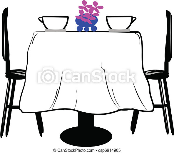 table for two - csp6914905