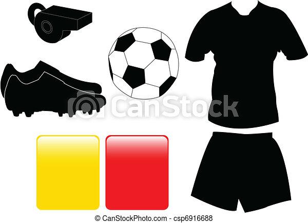 Soccer equipment - csp6916688