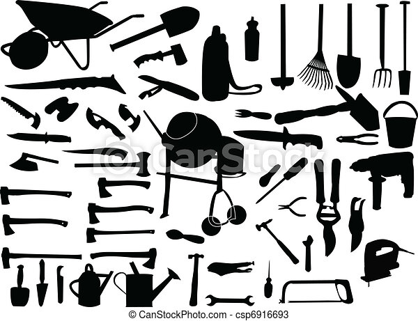 Tools collection - csp6916693