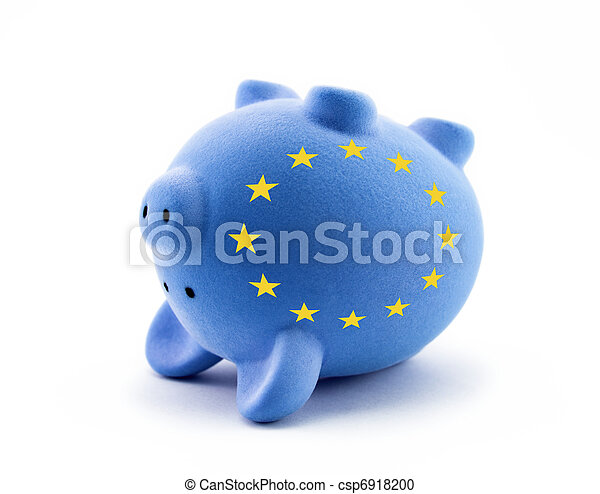 European economic crisis - csp6918200