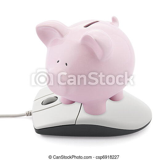 Online banking - csp6918227