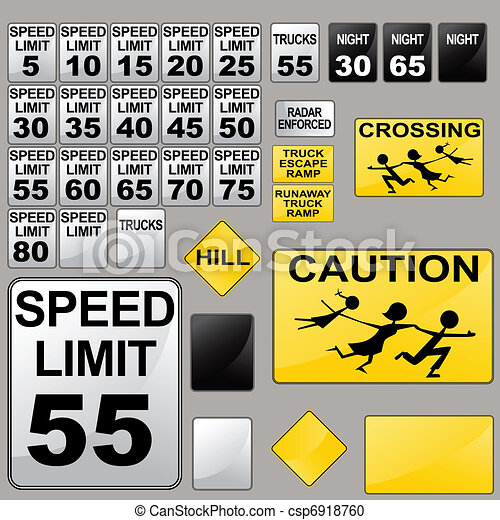 Road Signs - csp6918760