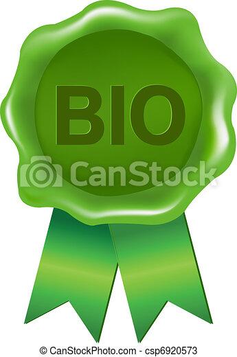 Bio Wax Seal - csp6920573