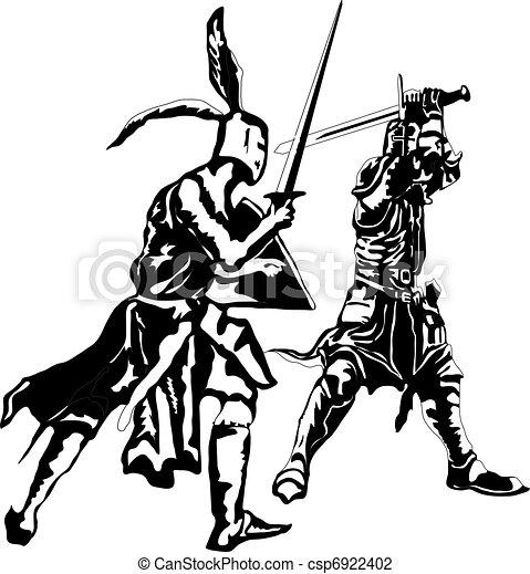 Knights - csp6922402