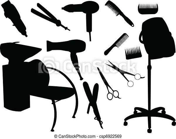 Hair equipment - csp6922569
