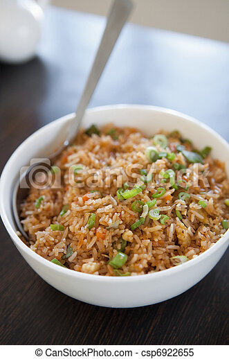 Singaporean fried rice - csp6922655