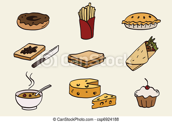 food set - csp6924188
