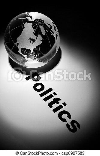 Global politics - csp6927583