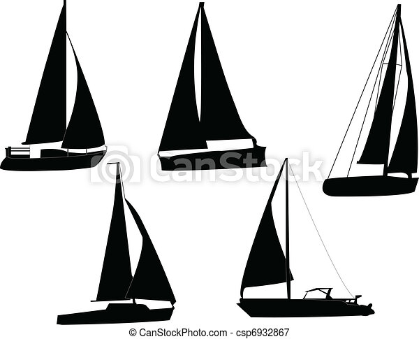 Sail boats - csp6932867