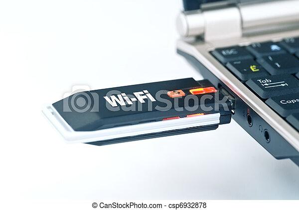 Wi-fi plug - csp6932878