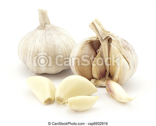 Garlic - csp6932916