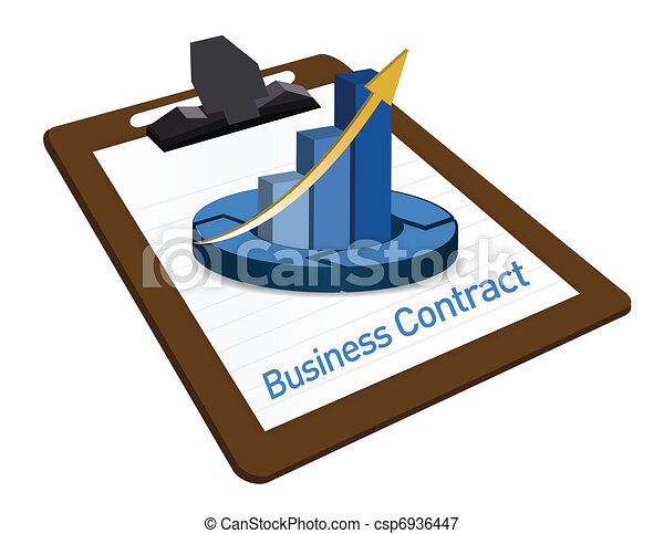 Business Contract documentation - csp6936447