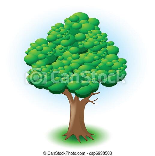 Big tree - csp6938503