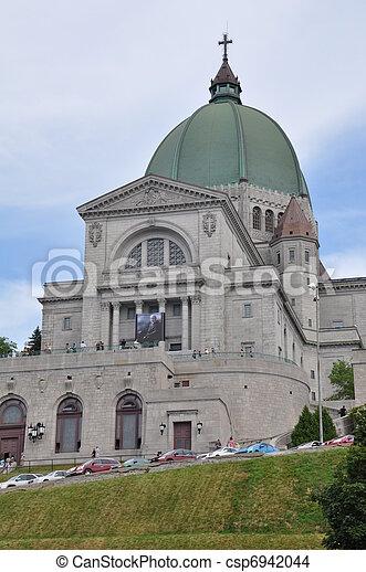 St Joseph's Oratory in Montreal - csp6942044