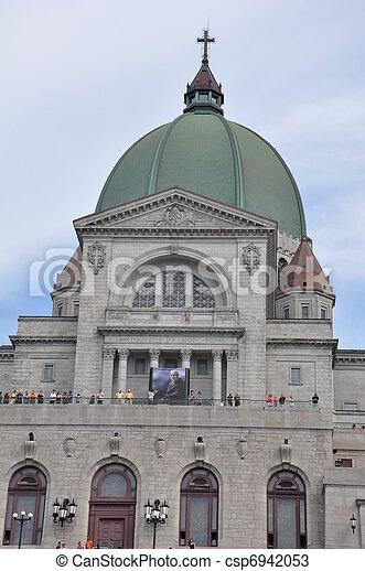 St Joseph's Oratory in Montreal - csp6942053