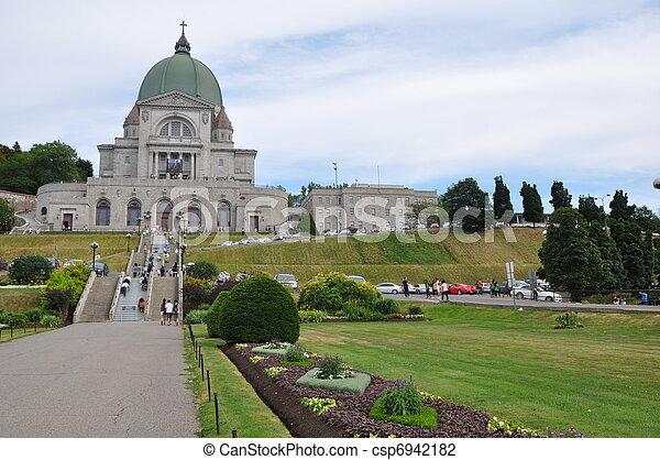 St Joseph's Oratory in Montreal - csp6942182