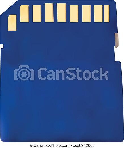 Memory-card - csp6942608
