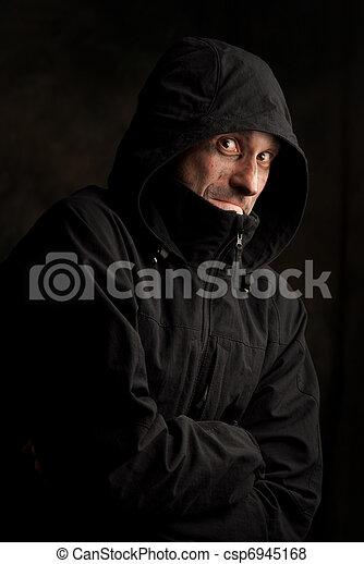 strange man - csp6945168