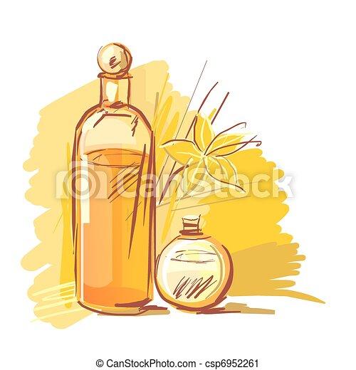 aromatherapy assortment  - csp6952261