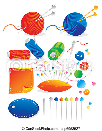 needlework set  - csp6953527