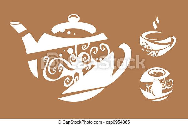 tea-cloth - csp6954365