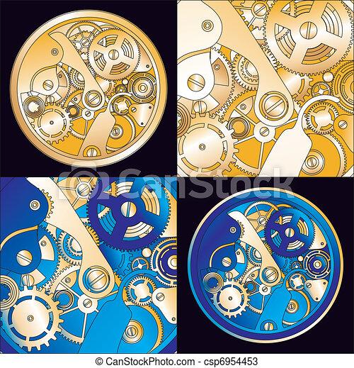 clockwork - csp6954453