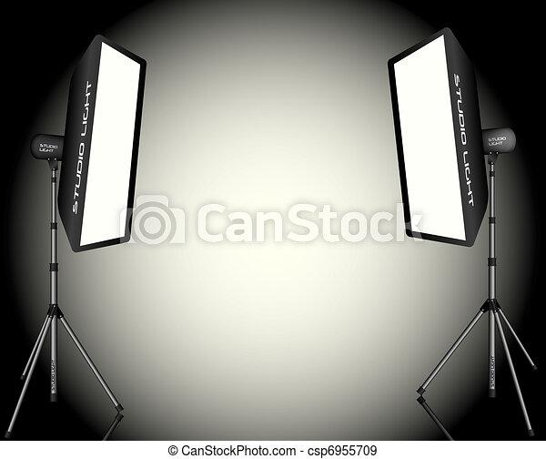 Photographic LIghting - csp6955709