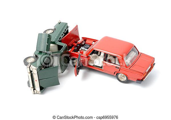 Cars Crashing Car Crash Toy Cars in