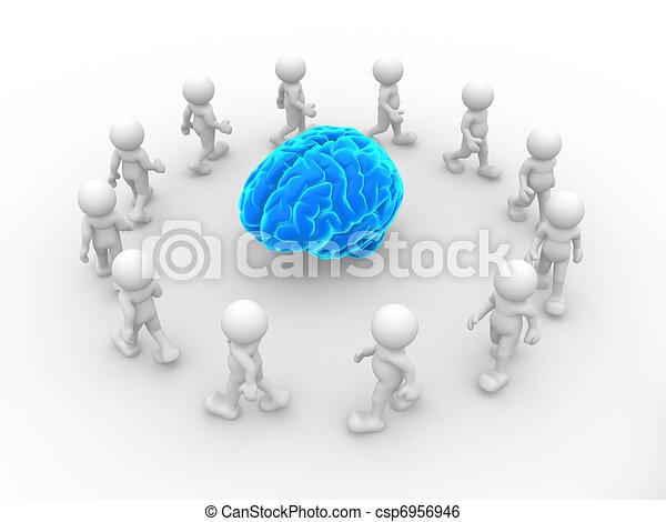 Blue brain - csp6956946